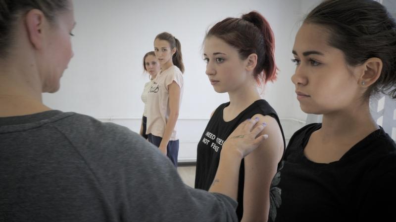 Школа танца JONATHAN dance group.Лаборатория Анны Климаковой