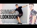 SUMMER 2014 LOOKBOOK (Feat. JONNY IV) | JAIRWOO
