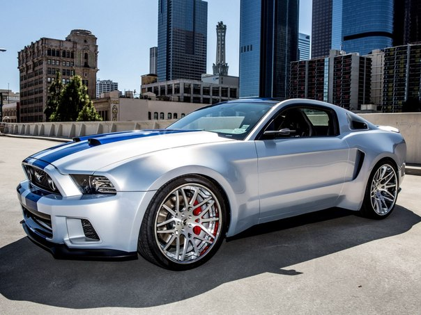 "2014 Ford Mustang GT ""Need For Speed"""