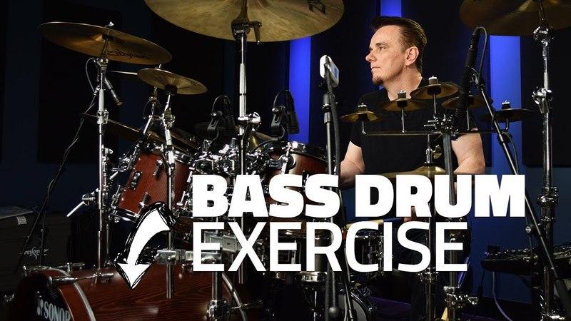Gavin Harrisons Bass Drum Exercise