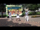 Театр песни и танца ВИШНЕВЫЙ САД - МОРЯЧКА - Ярмарка меда 28.07.18, Тамбов, Парк культуры и отдыха