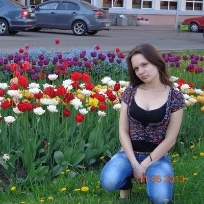 Виктория Малиновская, 3 октября 1990, Минск, id173393159