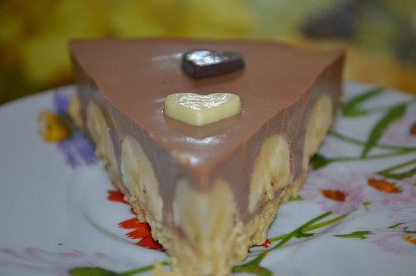 Торт без выпечки какао печенье сметана
