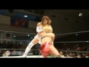 1. Hiroyo Matsumoto Mika Iwata vs. Kaho Kobayashi Kyoko Kimura (4.8.16)
