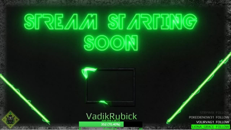 [ENG/rus] VRChat Party! and try find a girl btw <3 - @VadikRubick