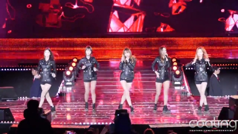 [FANCAM] EXID - UpDown 151030 K-POP World Festival