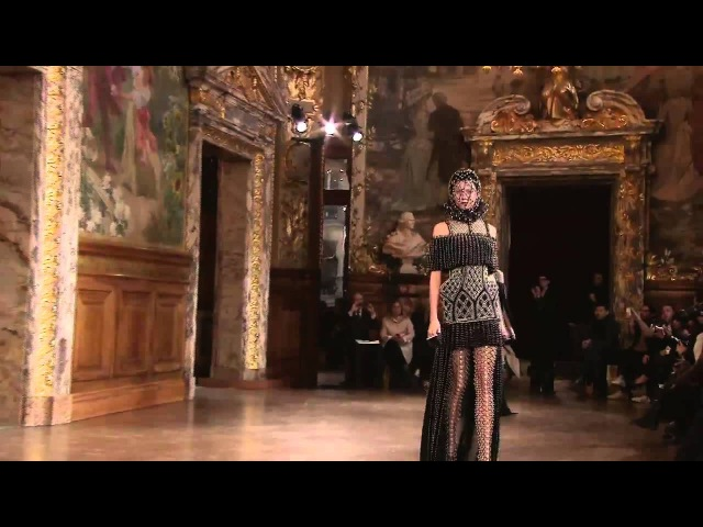 ALEXANDER MCQUEEN Full Show Autumn Winter 2013 2014 Paris by Fashion Channel