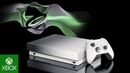 Discover the Limited Edition Platinum Xbox One X Bundle - win exclusively at Taco Bell