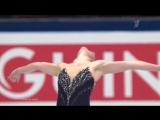 Kaetlyn OSMOND FS 2018 Worlds, 1st Place