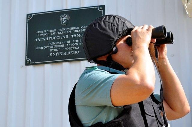 Пять украинских снарядов взорвались в районе нового МАПП «Куйбышево» Таганрогской таможни