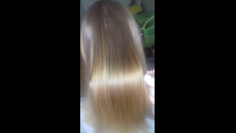 Востановление волос от FarmaVita