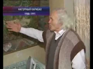 Ukrainian Inter TV about Nagorno Karabakh