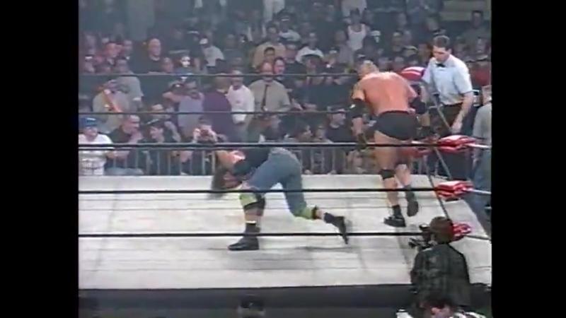 |WM| Голдберг против Ворона - WCW Monday Nitro 20.04.1998