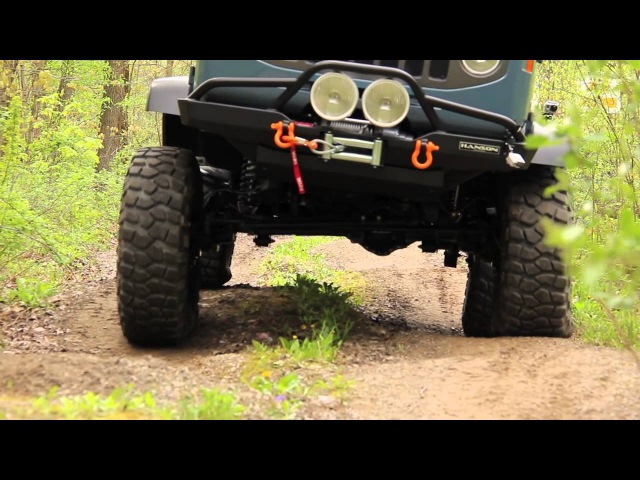 Jeep Mighty FC and J-12 Concepts - First Drive Review - CAR and DRIVER