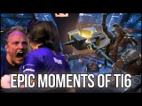 Throwback to TI6 MOST EPIC HYPE MOMENTS - DOTA 2 The International