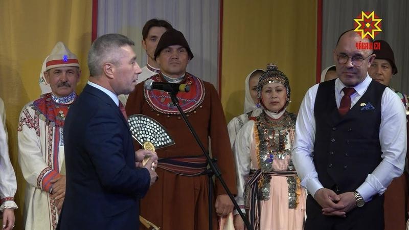 Чувашия приняла эстафету Всероссийского театрального марафона у Республики Мордовия