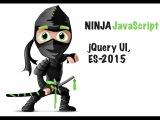 Ninja JavaScript - занятие 12 | jQuery UI, ES-2015