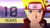 AMV - 10 Years with Naruto