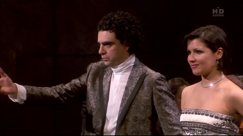 Концерт Анны Нетребко и Роландо Виллазона - Париж - 2007