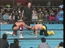 1996 11 22 Akira Taue Toshiaki Kawada vs Johnny Ace Steve Williams