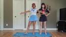 Kill La Kill Cosplay - Yoga Challenge