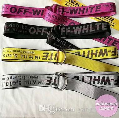 Ремень OFF-WHITE -
