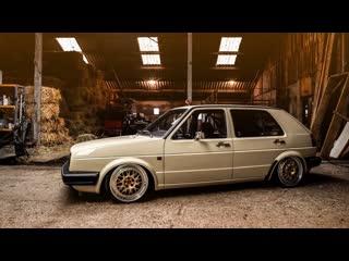 VW GOLF MK2 G60 - Jeroen Kruizinga by VWHome