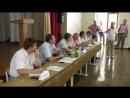 Информационная группа администрации города работала в мкр. Черёмушки