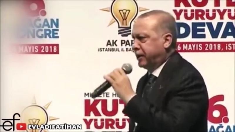 Erdoğandan Efsane Konuşma Biz Kimiz (İstanbul Kongresi 1.mp4