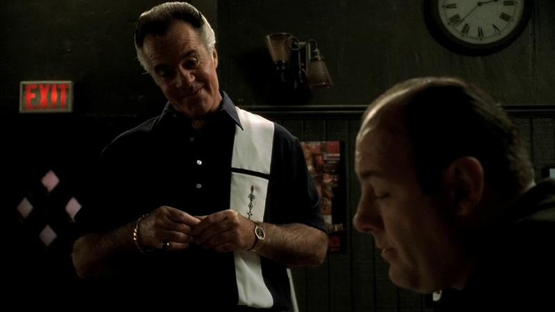 The Sopranos Клан Сопрано Возвращение Полли в бизнес