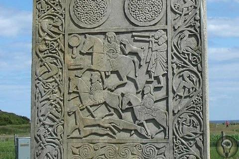 Пиктские камни - о древних артефактах, обнаруженных арехологами на территории Шотландии