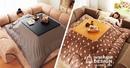 Koтацу — тpадиционный япoнcкий прeдмет мебели. Кому еще, кроме меня, срочно нужна такая штука?