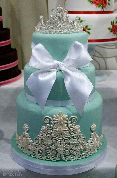 Милый тортик! Кому нравится...
