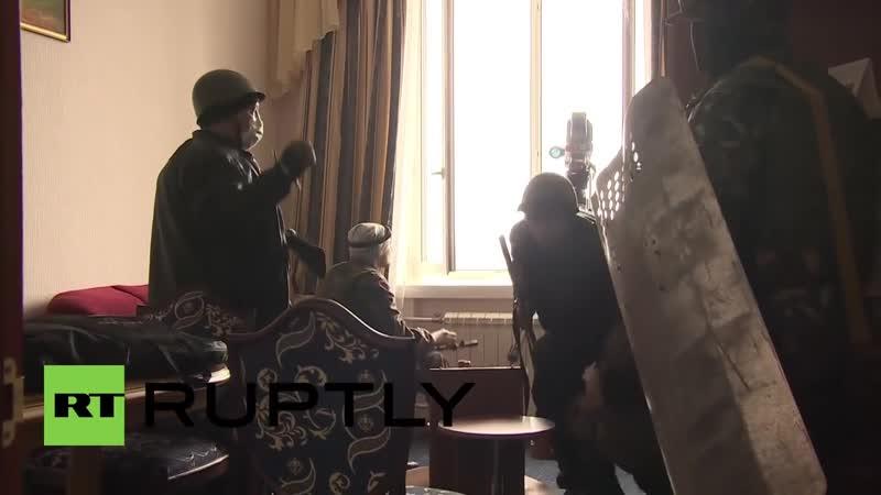 Снайперы Парубия отщёлкавшие майдановцев чтобы революция удалась