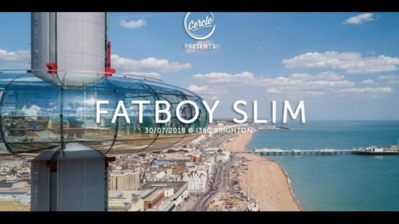 ТРАНСЛЯЦИЯ I HD [ 21-o0-2o18 ] _ Fatboy Slim @ British Airways i360 2o18