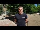 Федор Чудинов поздравляет Бориса Лагутина с юбилеем