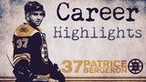 Patrice Bergeron Glorious Career Highlights