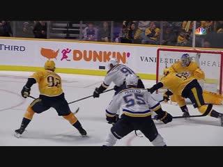 Vladimir Tarasenko records fourth NHL hat trick, wins game in OT