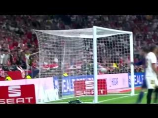 (порт.язык)21/4 Финал Кубка Испании Севилья-Барселона 0-5.Развернутый обзор.