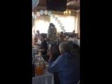 22.07.18 г. Горько. Свадьба Петра и Алины в Ресторане Al Capone Челябинск