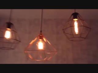 Интересный потолочек на кухне_Евроремонт