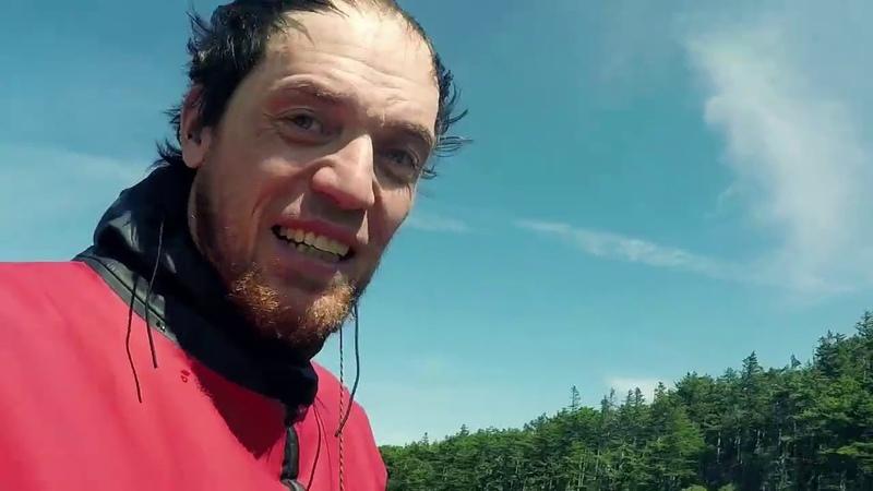Эскимосский переворот на каяке Point65
