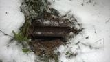 Разведка в глубокий лес удалась! Рельсы.Последний коп металлолома в 2018 году