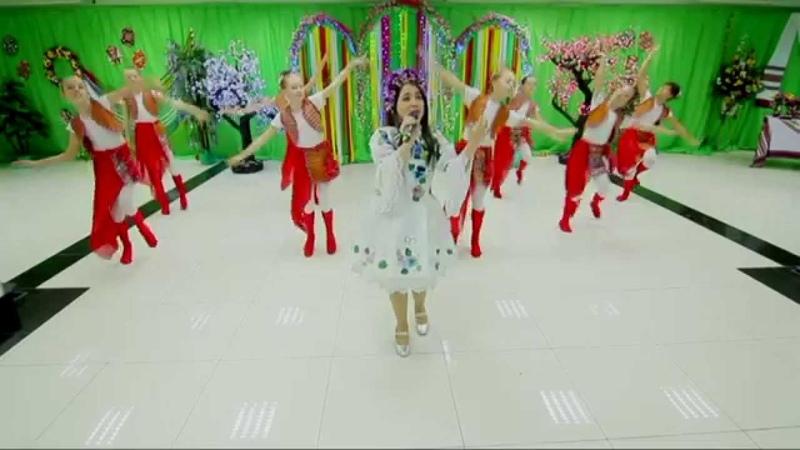 Роксолана Залісняк та ансамблю танцю Рожева пантера - Чому я щаслива