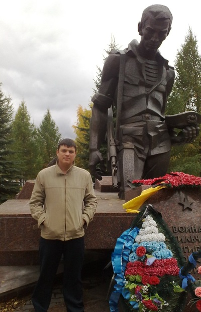 Владимир Дорофеев, 1 января 1988, Энергетик, id198346688