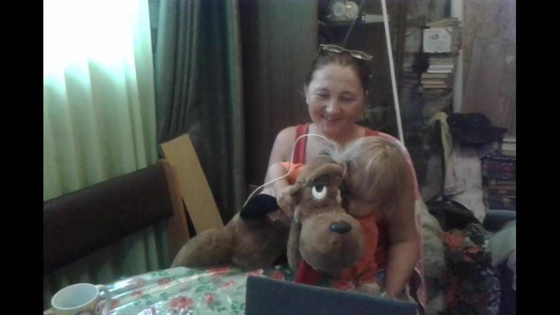 леля стала собакой