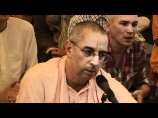 June 13, 2011 - Moscow Festival - Evening Kirtan by Niranjana Swami