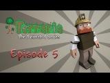 Забавный мультик про террарию Terraria: The Animated Series - Episode 5