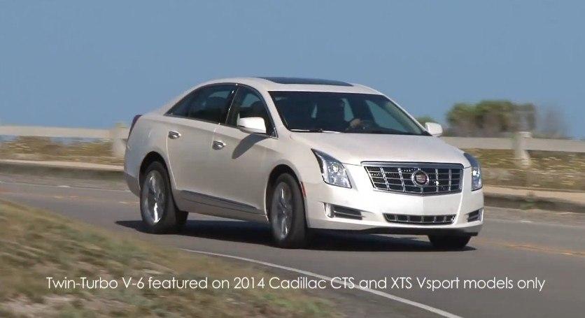 Cadillac XTS sport 3.6