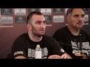 Усик Гассиев после боя пресс конференция